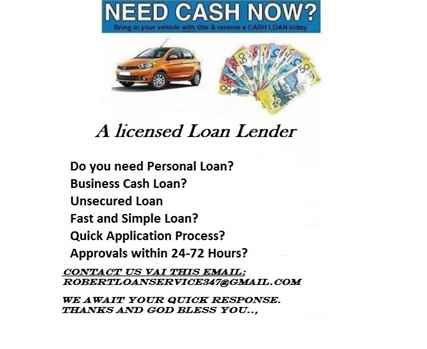 Urgent LOAN Offer With Low Interest Rate Apply Today
